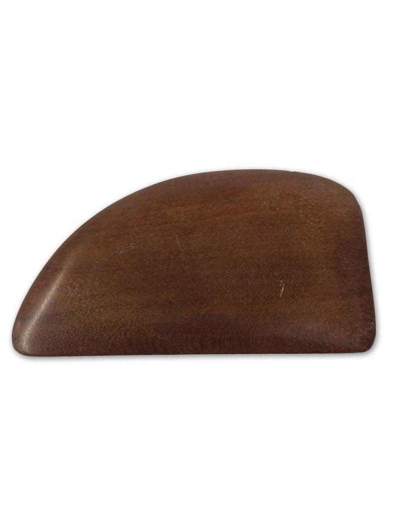Polished Hardwood Rib #16B