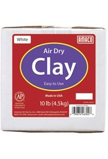 Amaco, Inc. Amaco White 10 lb. Air Dry Clay 10 lb.