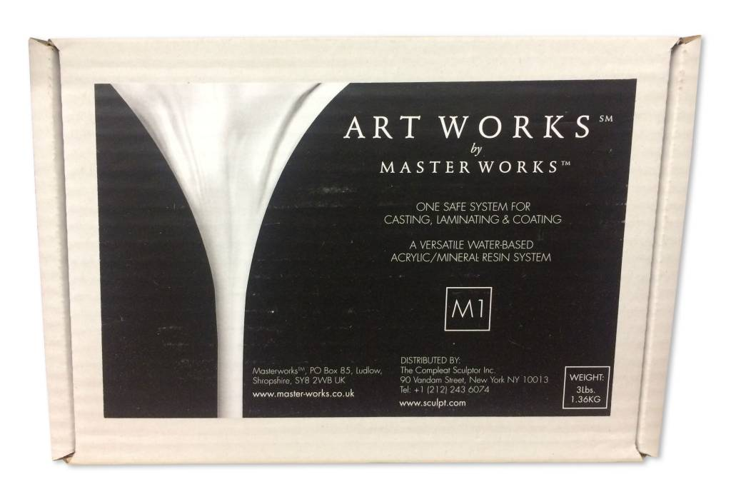 MasterWorks Master works M1 Trial Size (3lbs)