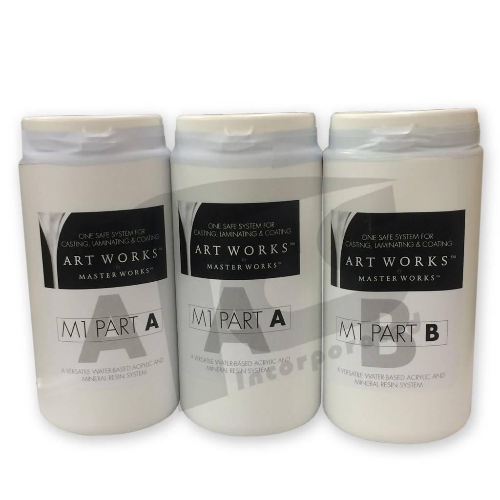 MasterWorks Master Works M1 Gallon Size Kit (12lbs)