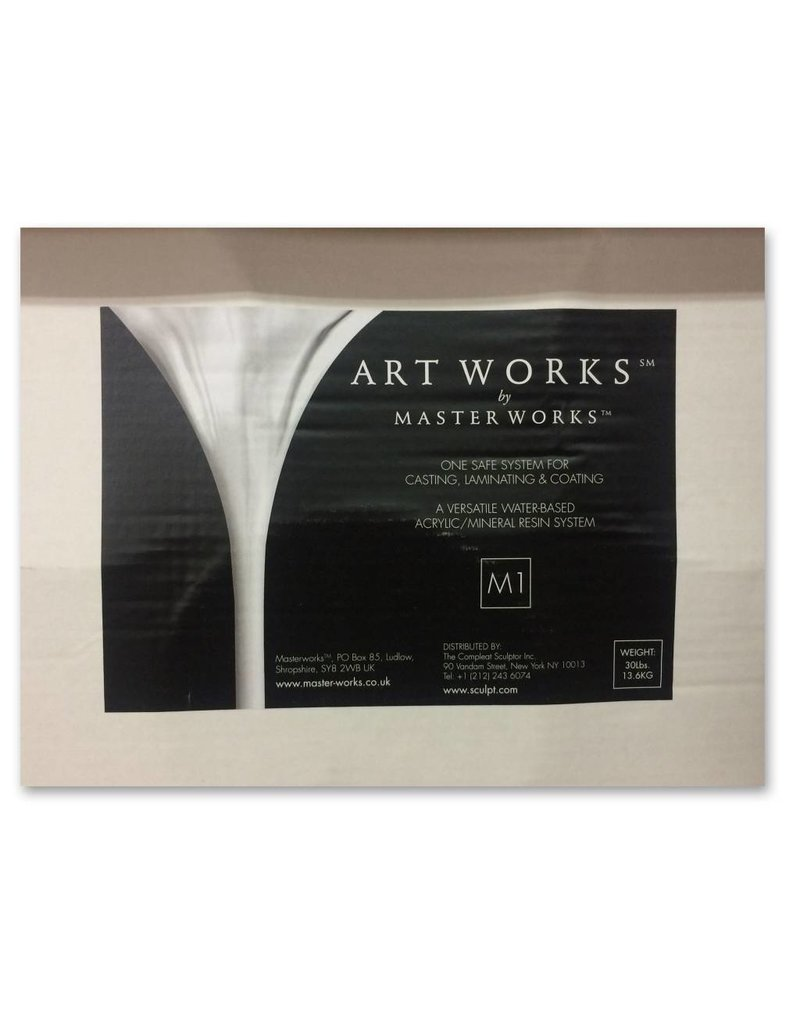 MasterWorks Master works M1 3 Gallon Kit (30lbs)