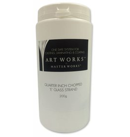 MasterWorks Art Works Chopped Fiberglass e-glass 200ml Master Works