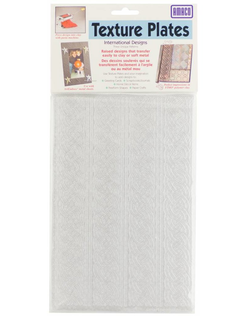 Amaco, Inc. Texture Plates