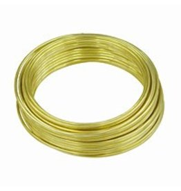 OOK OOK Brass Wire 16 Gauge 25'