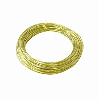 OOK OOK Brass Wire 28 Gauge 75'