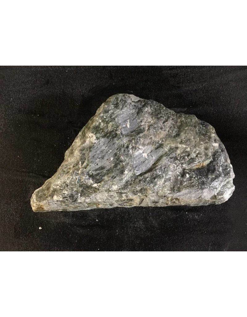 Mother Nature Stone 12lb Gray-Green Soapstone 12x7x3 #15364