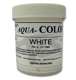 Aqua-Color White 3.5oz