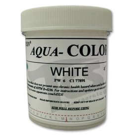 Aquaresin Aqua-Color White 3.5oz