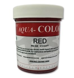 Aquaresin Aqua-Color Red 3.5oz
