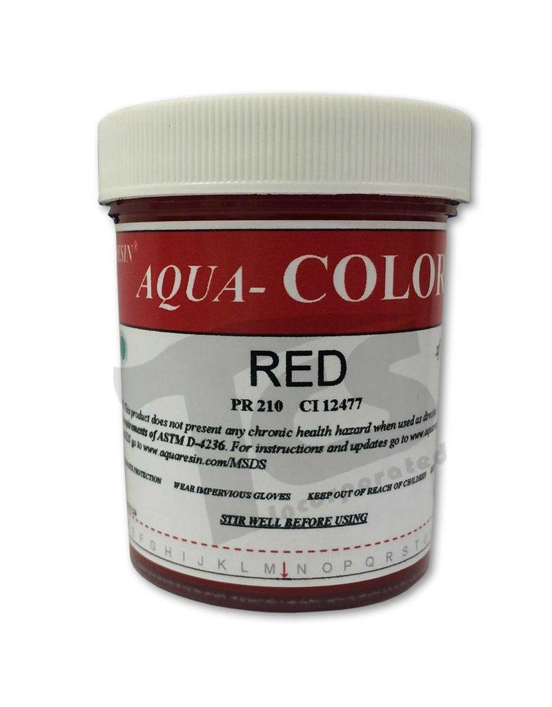 Aquaresin Aqua-Color Red 3.5oz