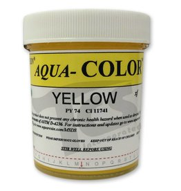 Aquaresin Aqua-Color Yellow 3.5oz