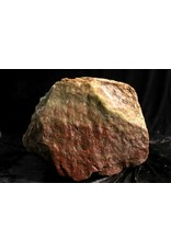 Mother Nature Stone 15lb Gala Red Soapstone 10x8x7 #15432