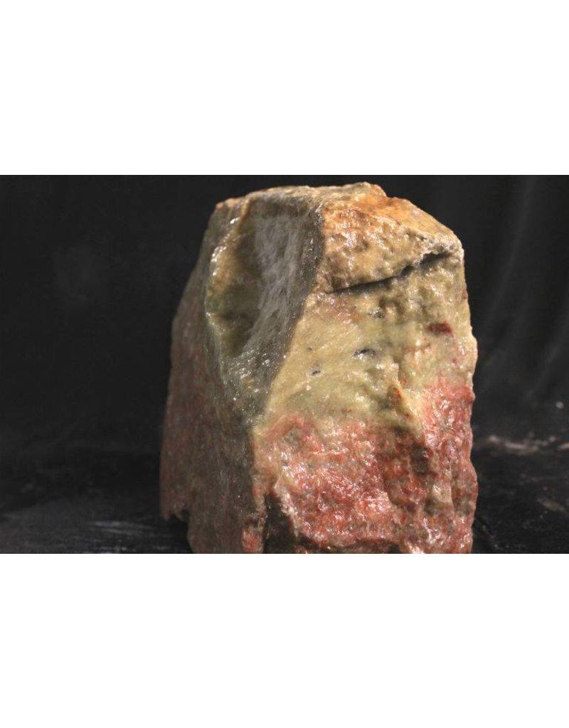 Stone 15lb Gala Red Soapstone 10x8x7 #15432