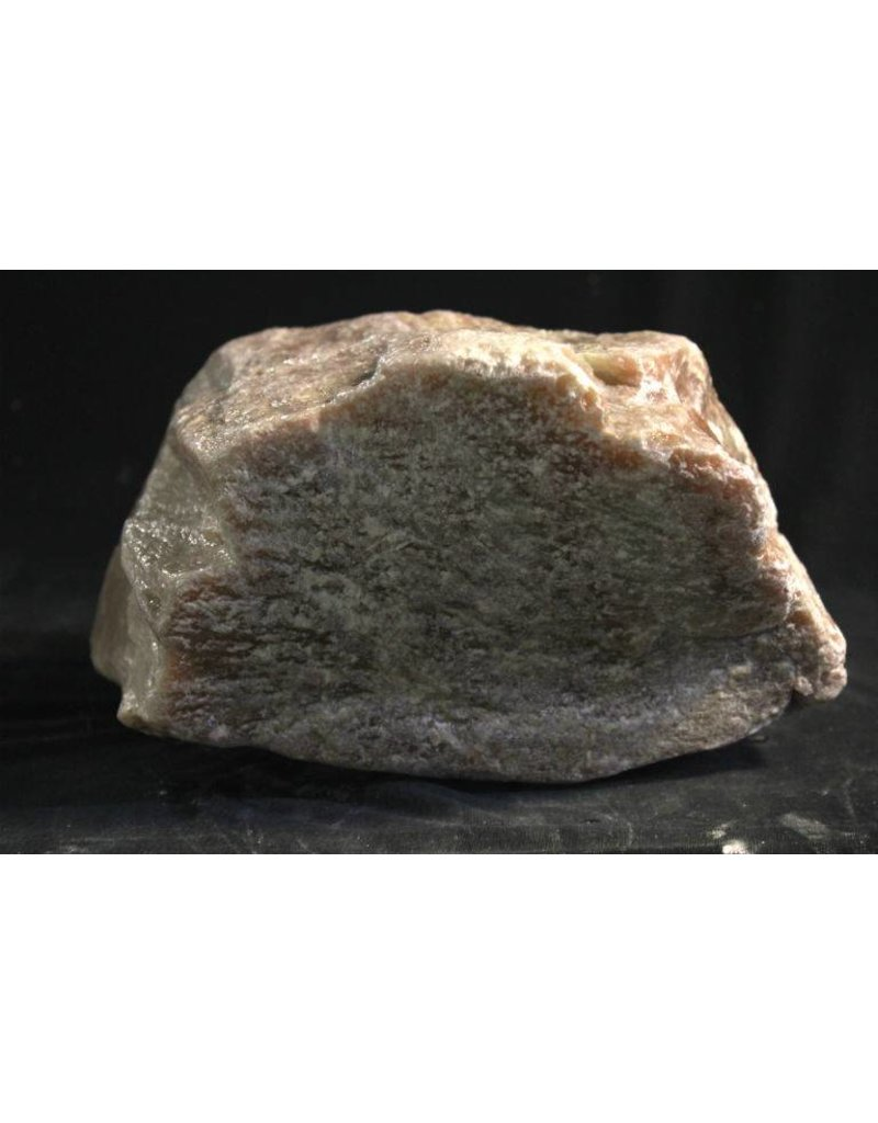 Mother Nature Stone 23lb Pink Soapstone 9x8x5 #15420
