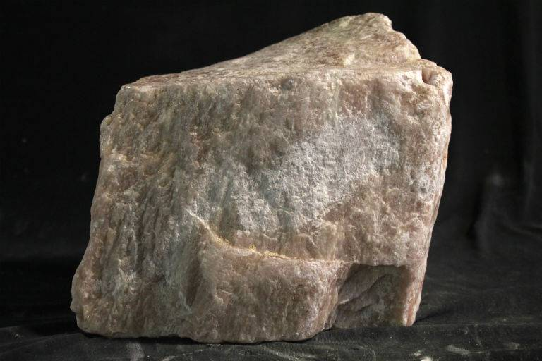 Stone 23lb Pink Soapstone 9x8x5 #15420