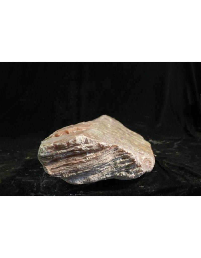 Stone 34lb Pink Soapstone 22x12x5 #15428