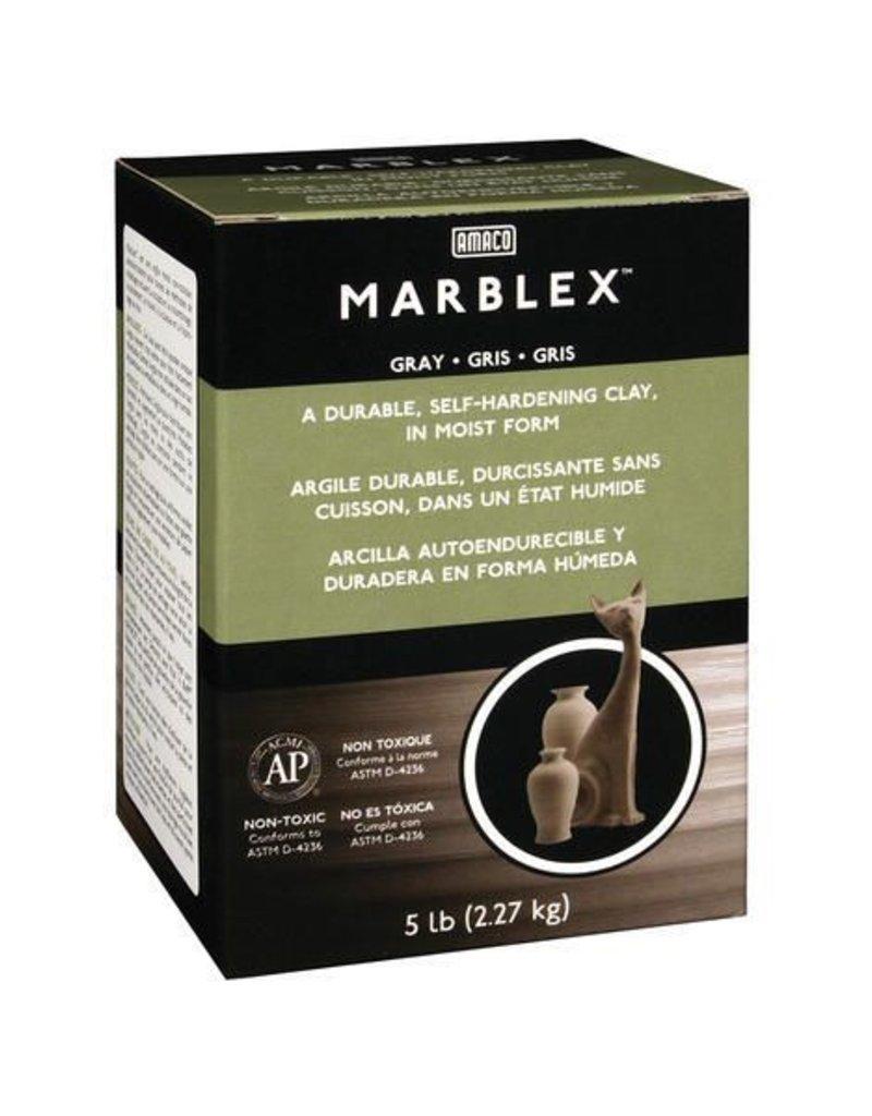 Amaco, Inc. Marblex Self-Hardening Clay 5lbs