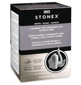Amaco, Inc. Stonex Self-Hardening Clay 5lbs