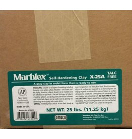 Amaco, Inc. Marblex Self-Hardening Clay 25lbs