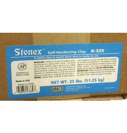 Amaco, Inc. Stonex Self-Hardening Clay 25lbs