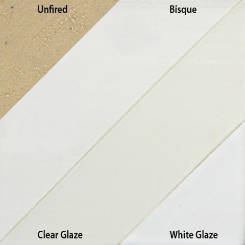 Amaco White Art Clay No.25 Moist 25lbs (Hugo Grey) (Cone 05 - 3)