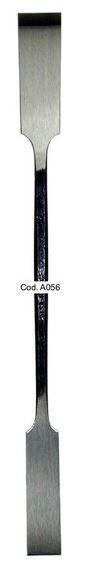 Milani Italian Steel Double Chisel Wax Tool #A056