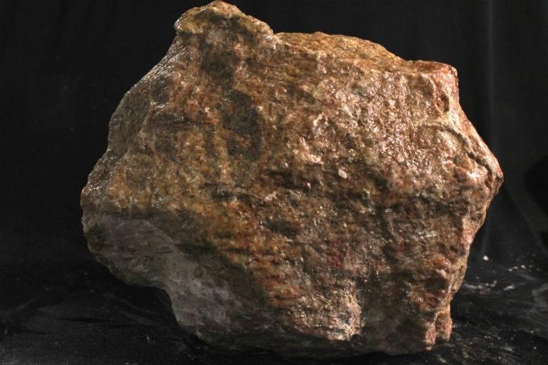 Stone 24lb Gala Red Soapstone 11x13x6 #15433