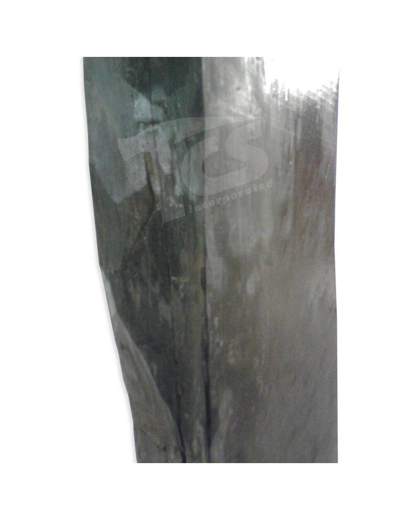 "Mother Nature Wood Ebony Log 46""x6""x3"" #15350"