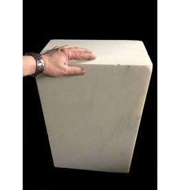 Mother Nature Stone 200lb Danby White Marble 20x13x8 #431002