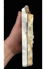 Stone Blue Onyx Laminated 8x6x1 #381004