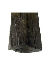 "Wood Ebony Log 16""x9""x7"" #011002"