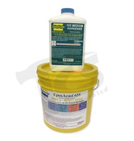 Smooth-On EpoxAcast 655 Medium Gallon Kit Special Order
