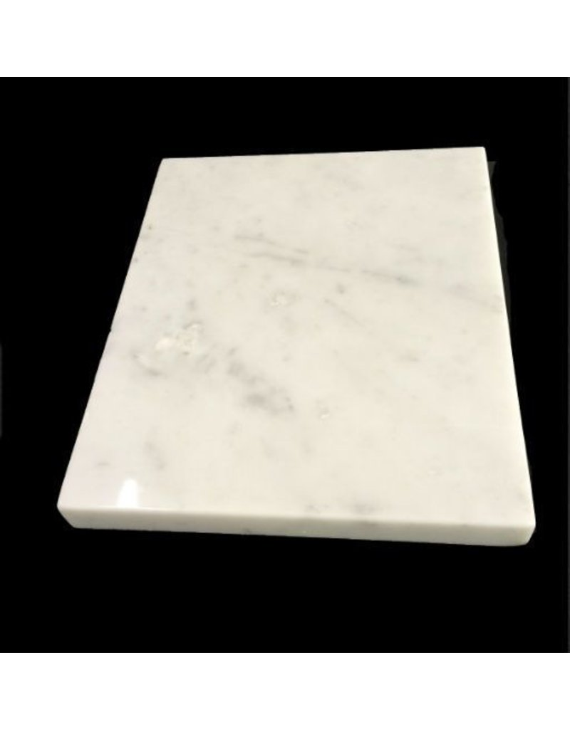 Marble Base 12x10x1 White Carrara #991007