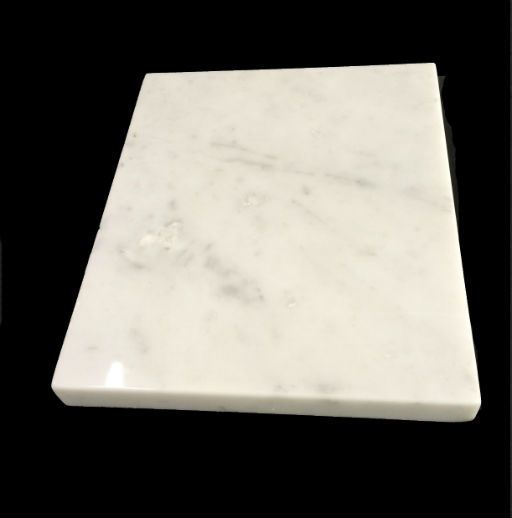 Marble Base 12x10x1 White Carrara #991007