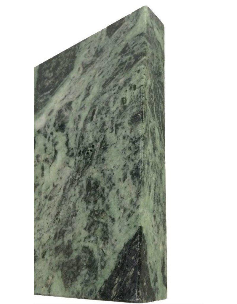 Marble Base 7.5x8.5x1 Verde Antique #991004
