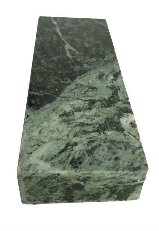 Marble Base 8x3x1 Verde Antique #991005