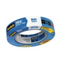 "3M 3M Masking Blue Tape 1""X 60 Yd"