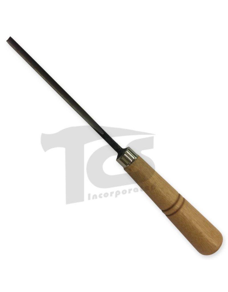 #7 Straight Wood Gouge 1/5'' (5mm)
