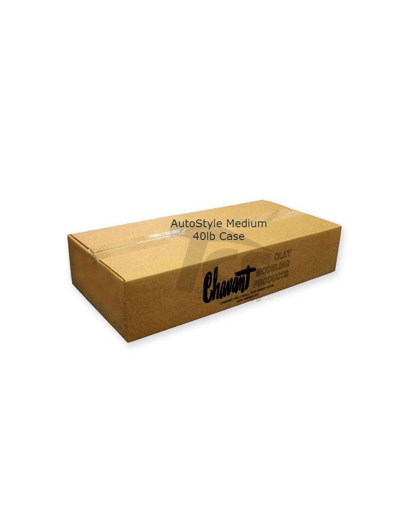Chavant AutoStyle Medium 40lb Case