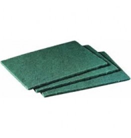3M Green General Purpose Scotch Brite Hand Pad (Box of 20)