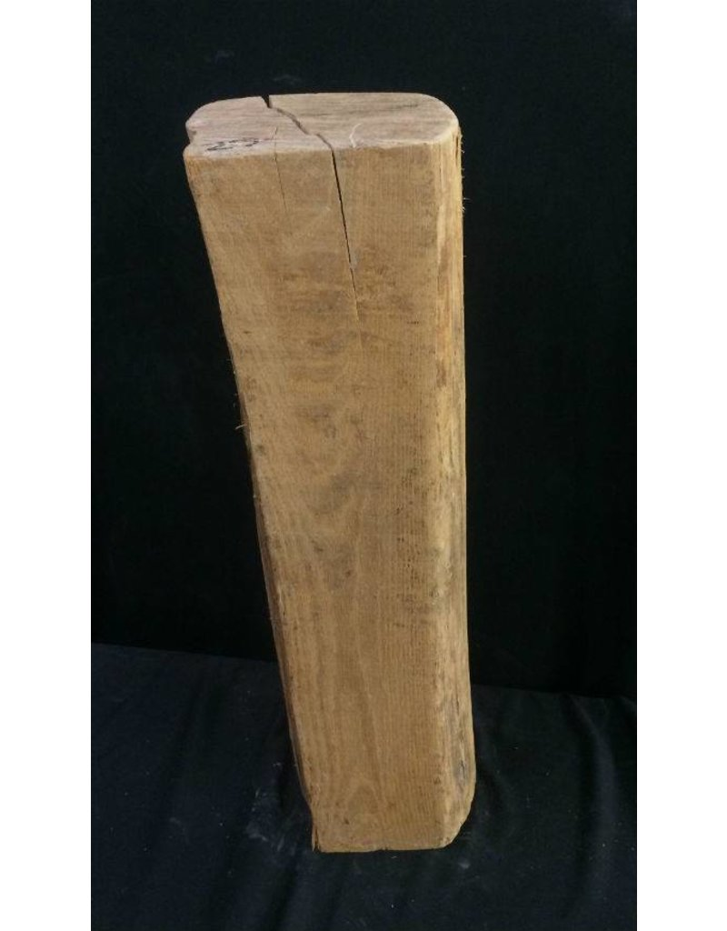 "Wood Black Locust Log 22""x6""x6""  #121001"