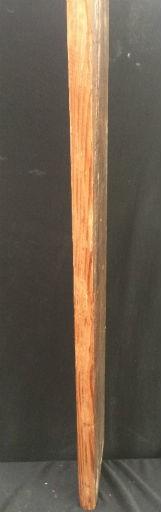 """Wood Yellow Pine Slab 38""""x6""""x1"""" #171001"""