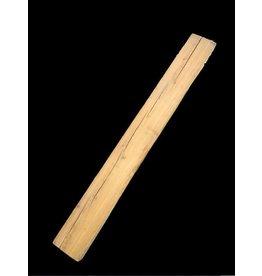 "Wood Hemlock Block 50""x6""x3.5"" #211001"