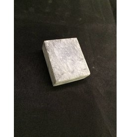 Mother Nature Stone Soapstone green Block 2.5x2.5x1 #381011