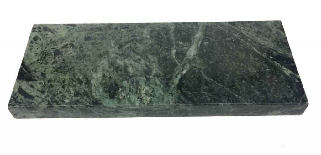 Marble Base 16x6.5x1 Verde Antique #991010
