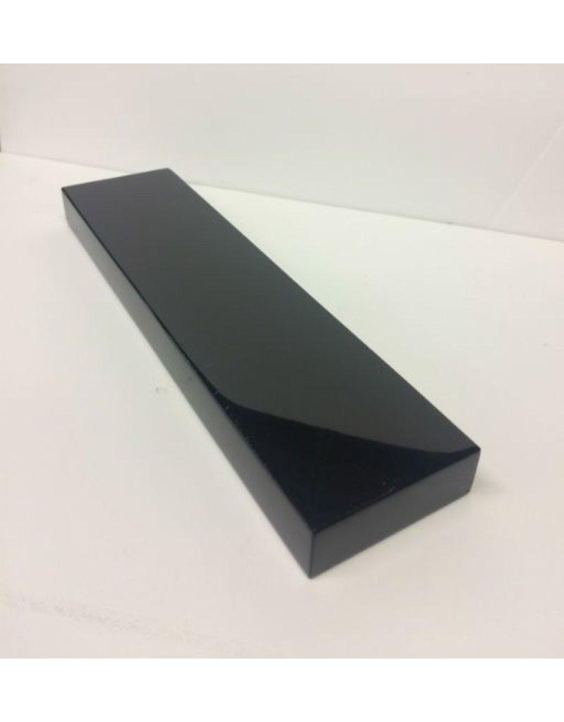 Marble Base 12x3x1 Belgian Black #991013
