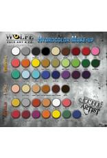 Wolfe Face Art & FX Hydrocolor Essentials 6 Color Palette