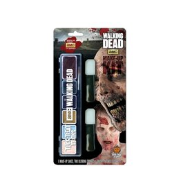 Wolfe Face Art & FX AMC The Walking Dead make-up kit!