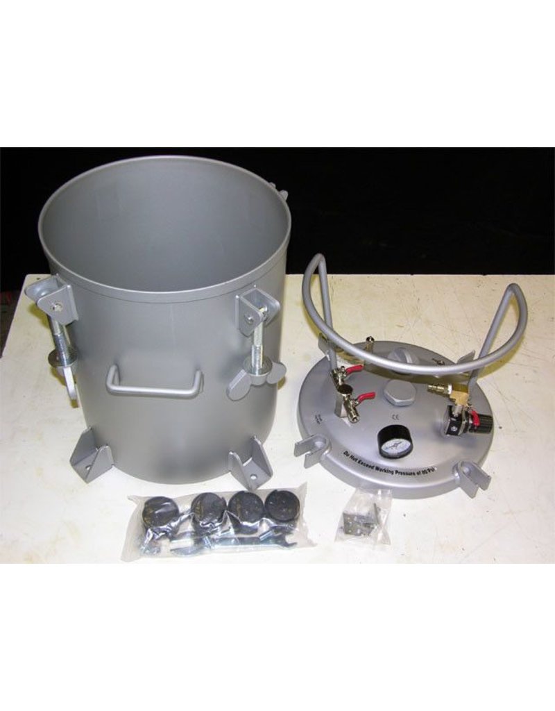 Smooth-On Pressure Tank Chamber