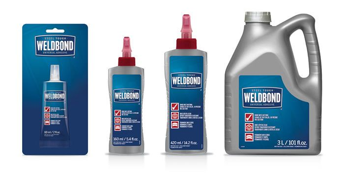 Weldbond 420ml / 14.2oz